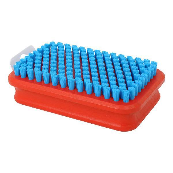 Cepillo swix t160b rectangular nylon rojo azul
