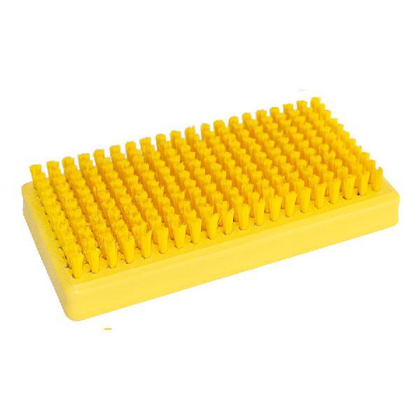 Cepillo toko polishing liquid paraffin negro amarillo