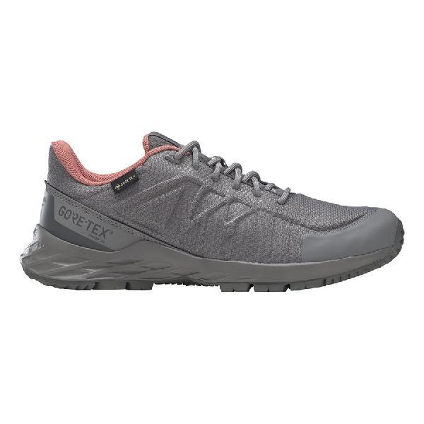 Zapatillas reebok astroride trail gore-tex 2.0 gris mujer