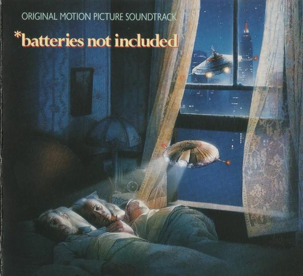 Batteries not included / james horner cd bso