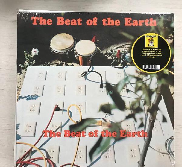 Beat of the earth - s/t (1967) - lp reedición magic box