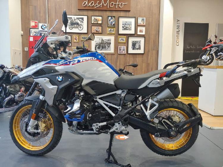 Bmw r1250gs hp 2020 completamente nueva