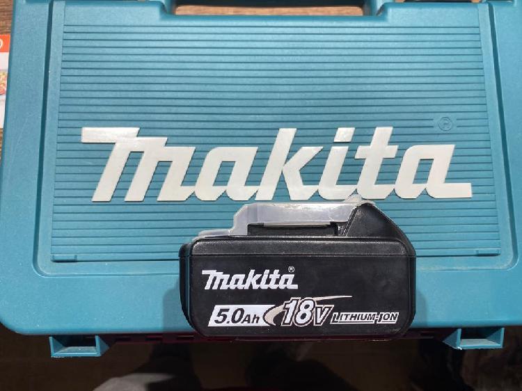 """Batería makita 18v 5.0a.h """"original"""""""