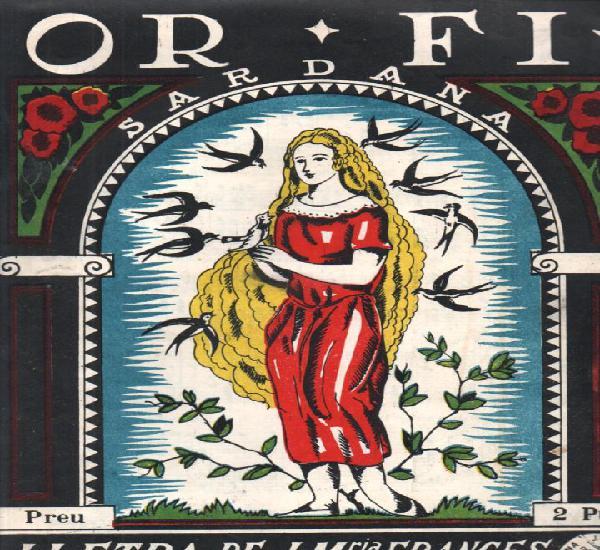 Francés y soler: or fí - sardana (la sardana popular