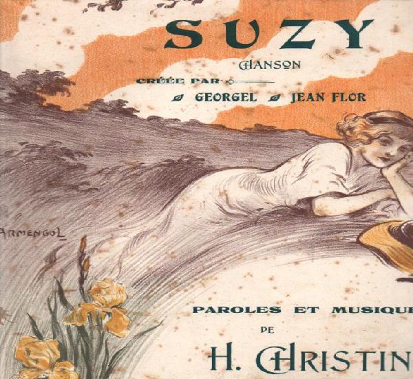 H. christiné. suzy - chanson (1916))