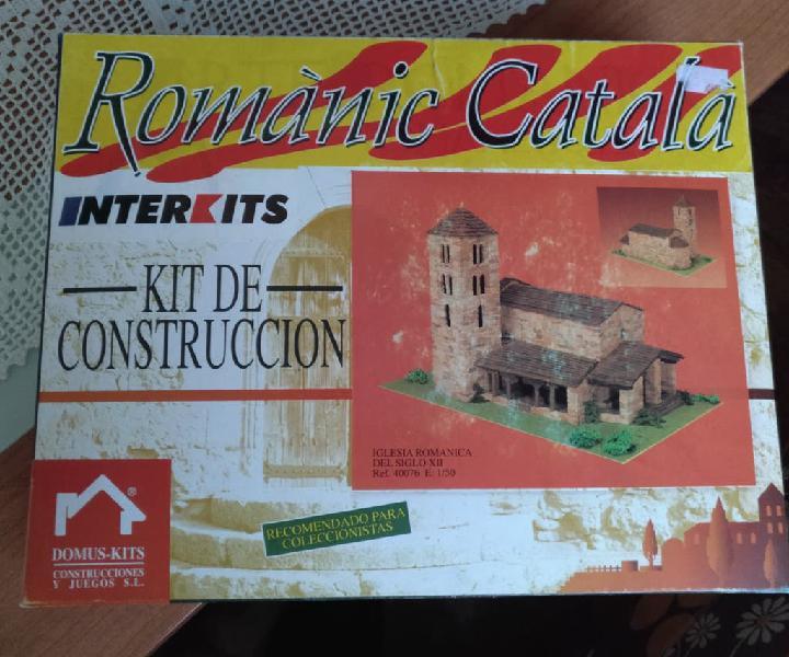 Kit de construcción - iglesia románica