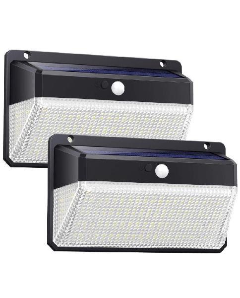 Luz solar exterior 328!led