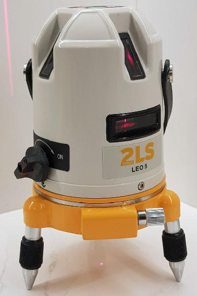 Nivel laser horizontal + vertical + plomada
