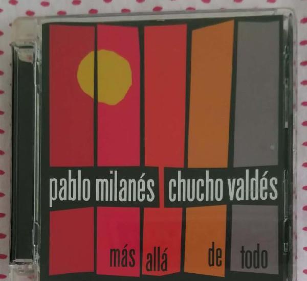Pablo milanes & chucho valdes (mas alla de todo) cd 2007