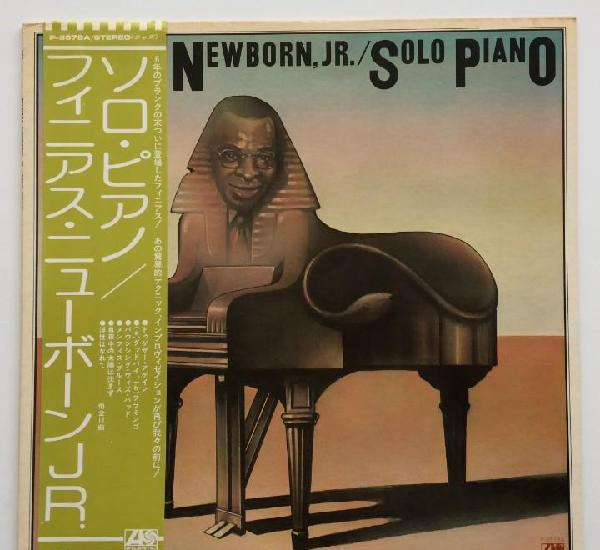 Phineas newborn, jr. – solo piano japan,1975 atlantic