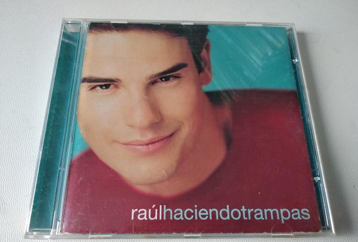 Raul - haciendo trampas cd album horus 2001