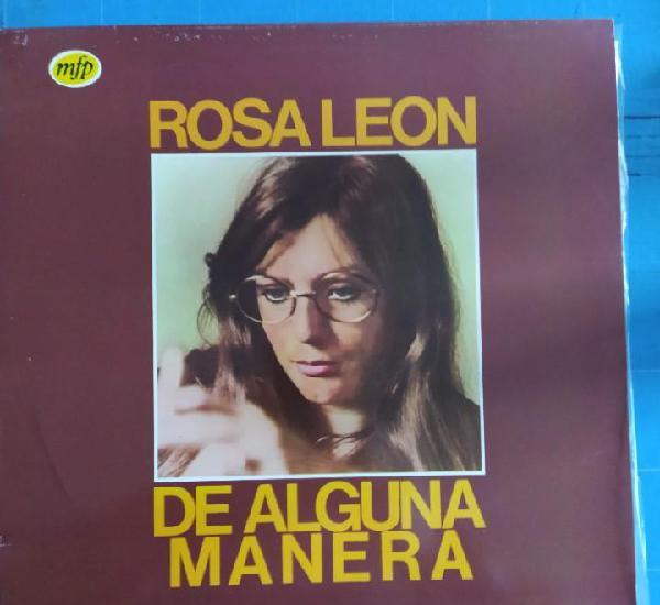 Rosa león - de alguna manera (lp, album) (emi) 046 1210441