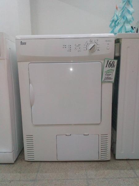 Secadora teka condensacion 6kg