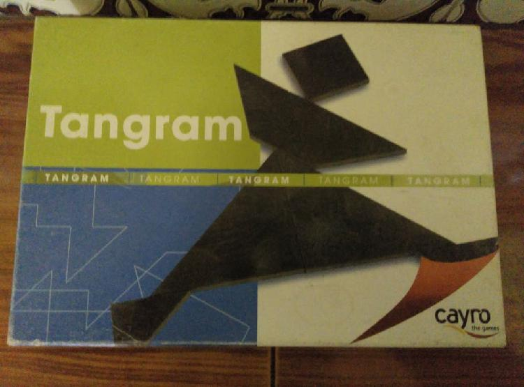 Tangram juego de inteligencia