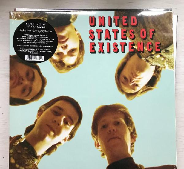 United states of existence - the psychedelic yesterdays of