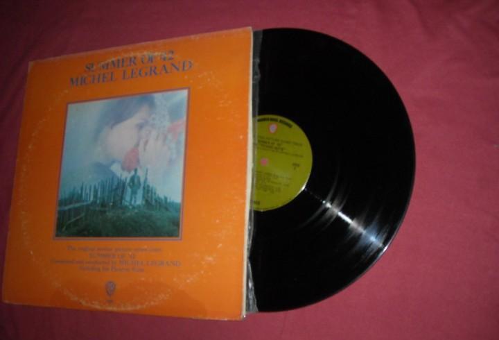 Verano del 42 -summer of 42 lp banda sonora original musica