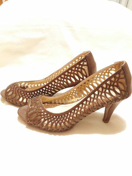 Zapatos fiesta de tacón