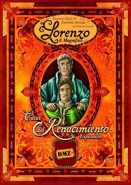 Lorenzo el magnífico: casas del renacimiento