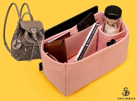 Organizador de mochilas para lv montsouris mochila /