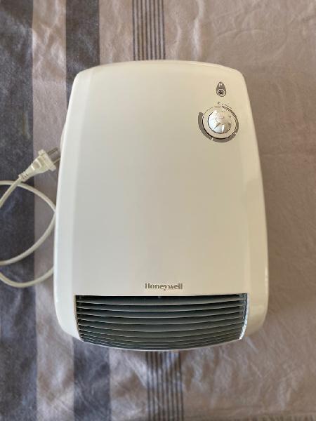 Calentador de baño honeywell