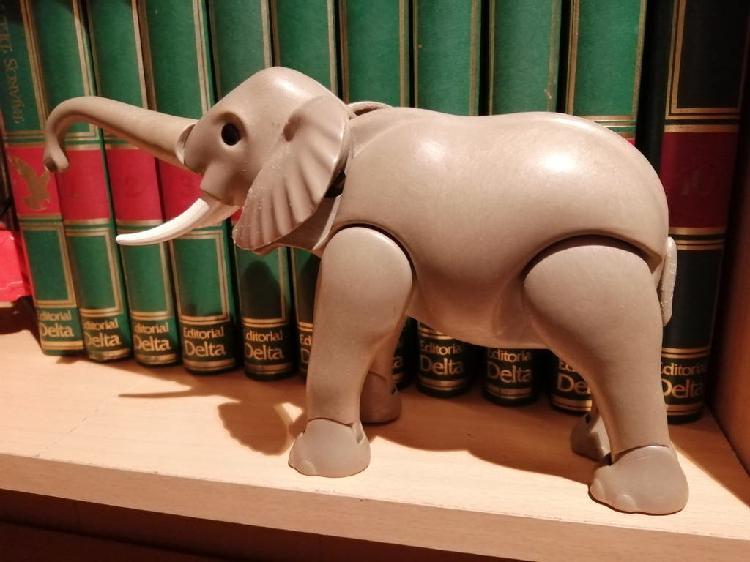 Elefante antiguo playmobil