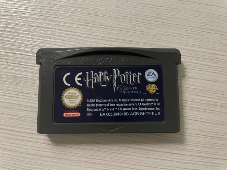 Juego harry potter