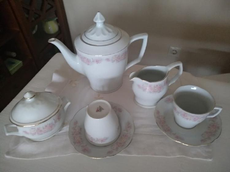 Juego de café. cerámica china