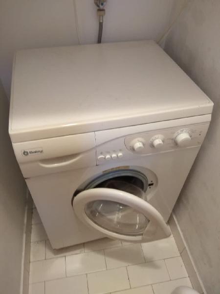 Lavadora secadora balay