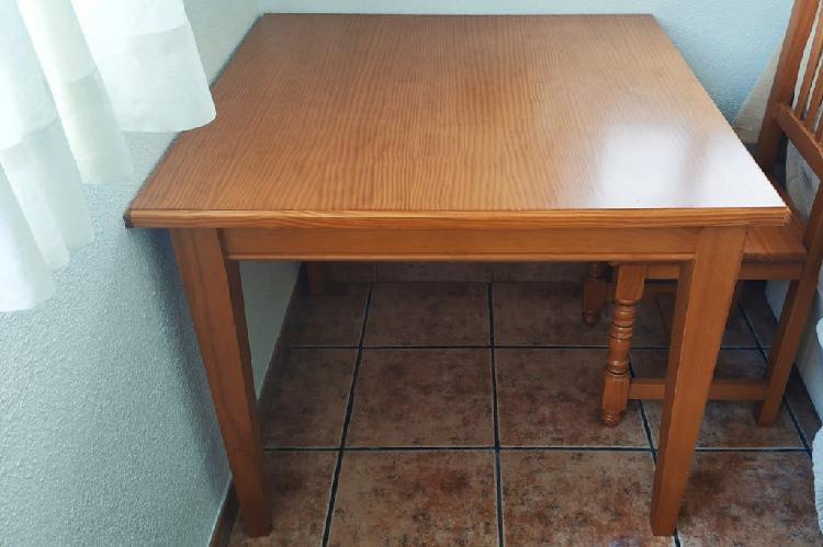 Mesa madera provenzal