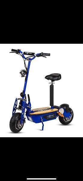 Moto patinete eléctrico 2000w