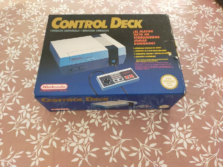 Nintendo nes original 1987