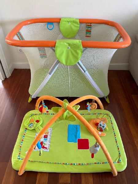 Parque infantil soft & play brevi
