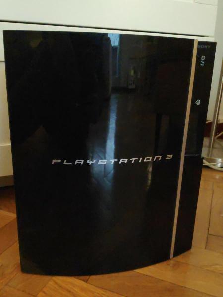 Playstation3 (ps3) + 15 juegos