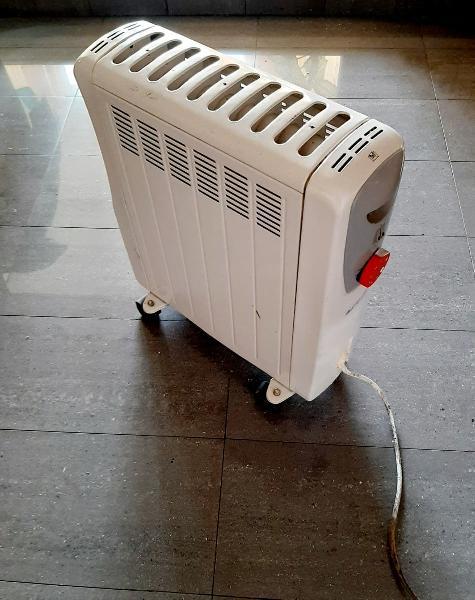 Radiador aceite 2500w