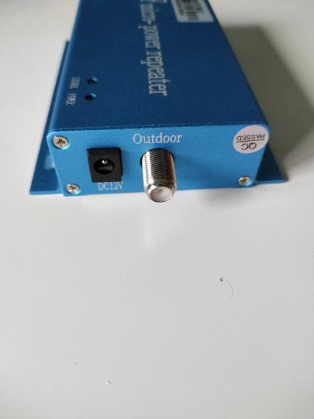Repetidor amplificador de señal cdma de 850 mhz