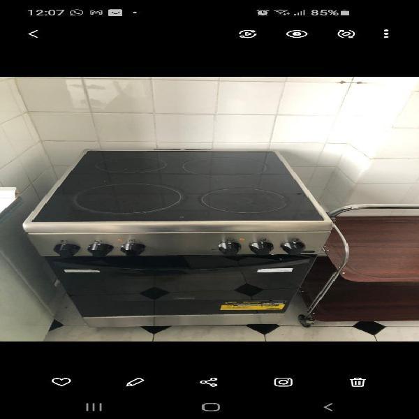 Cocina vitro y horno