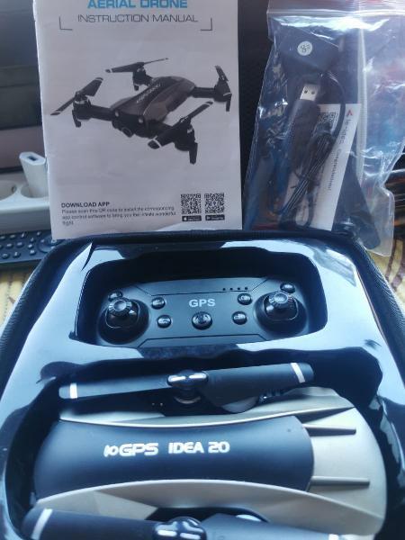 Drone gps the four-axis aerial idea 20