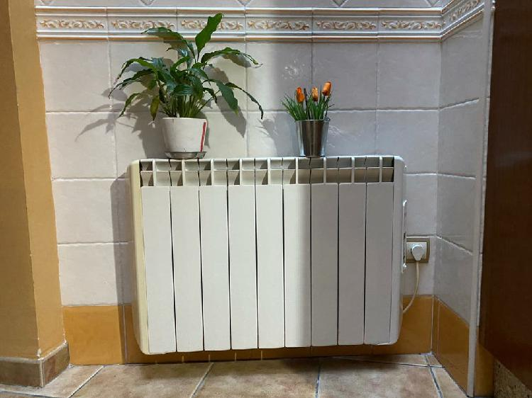 Estufa radiador eléctrico
