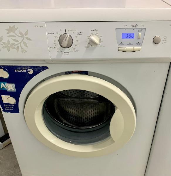 Lavadora fagor 6kg a+ envio incluido