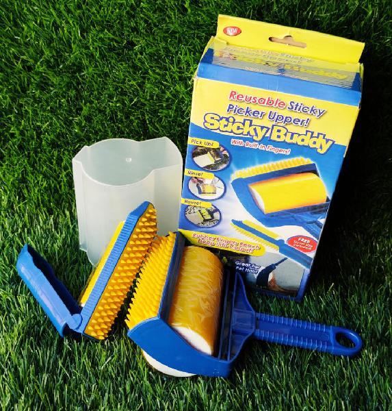 Quitapelusas reutilizable + cepillo sticky buddy !