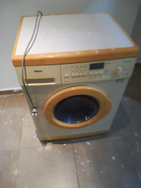 Lavadora secadora bosch hoy