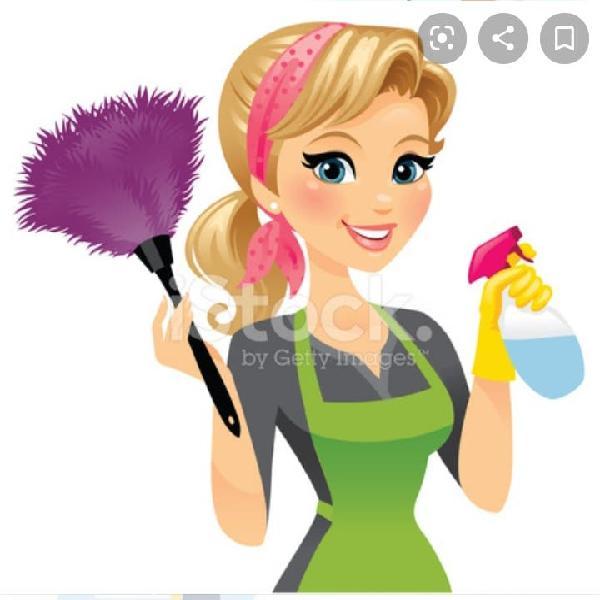 Limpieza de casas ,oficinas, cuidado de niños