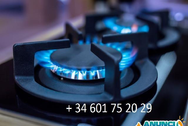 Trabajos de gas a buen precio www.termosvalencia.com -