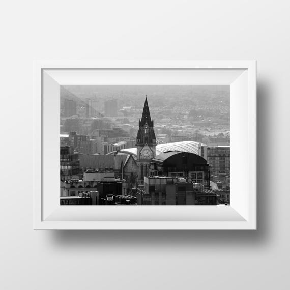 Ayuntamiento de manchester / mcr / mancunian / mcr / iconic