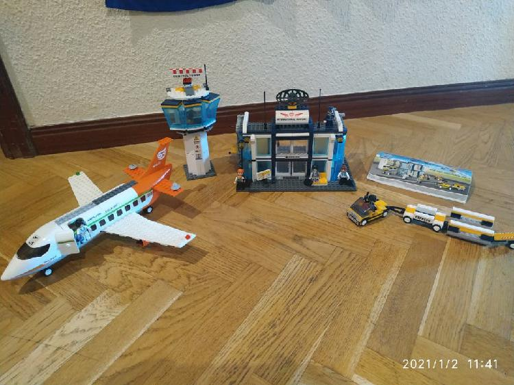 Aeropuerto tipo lego