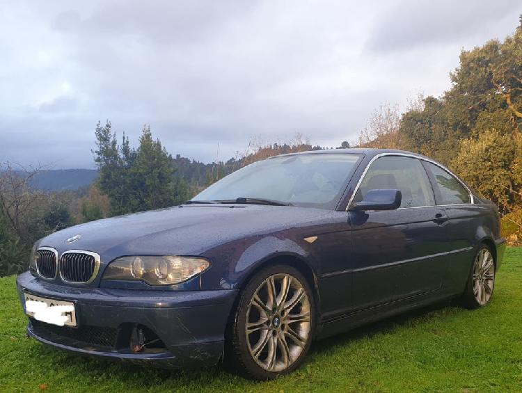Bmw 330cd 2004