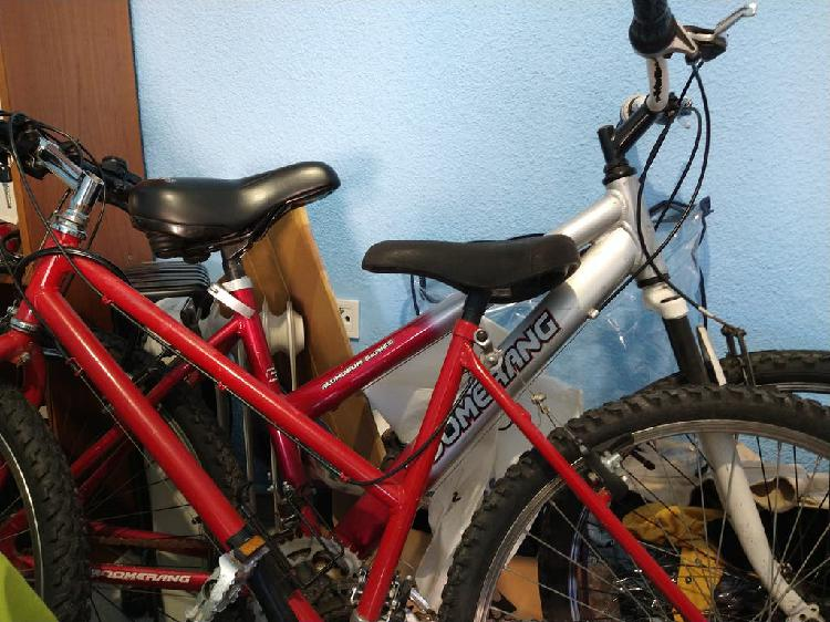 """Bici rin 26"""" boomerang/ chica y chico"""