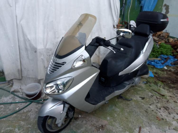 Daelim s2 125 cc. transferencia incluida