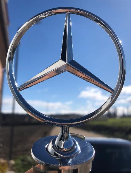 Estrella mercedes nueva origina