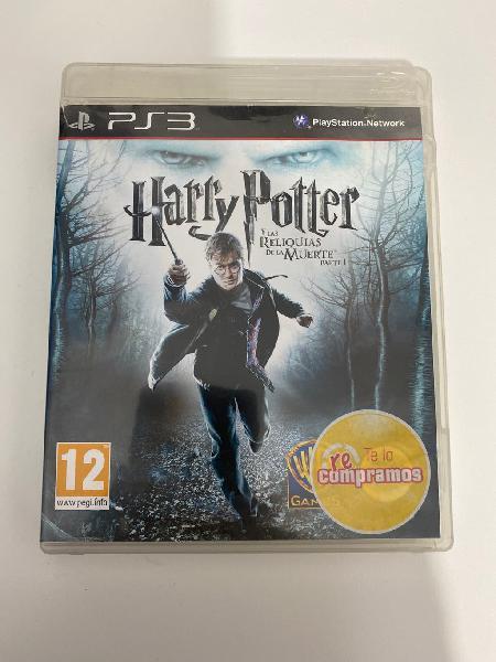Harry potter: reliquias de la muerte p1 ps3